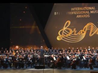 Церемония вручения Международной музыкальной премии «BraVo»