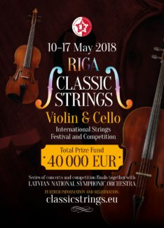 """""""Classical strings"""" - 2018"""