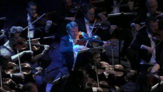 Крис Голдшайдер в оркестре Королевской оперы Лондона