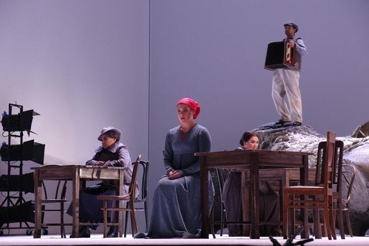 Центральная премьера этого сезона —опера «Енуфа» Леоша Яначека. Фото - Илья Долгих