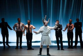 """""""Фаэтон"""" в Пермском театре оперы и балета. Фото - Никита Чунтомов"""