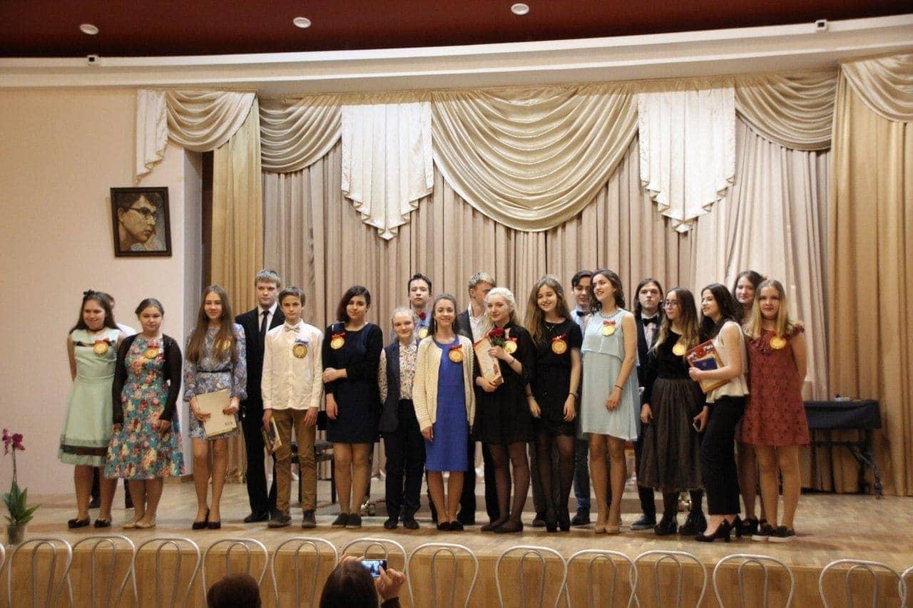 Выпускной вечер в ДШИ им. Гаврилина. Фото - страница школы/vk.com