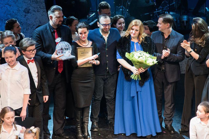 Главный «Гвоздь» взяла «Геликон-опера» за спектакль «Турандот», режиссер Дмитрий Бертман