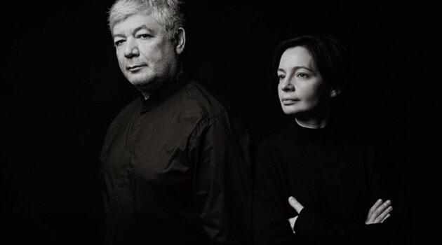 Илья Иофф и Лидия Коваленко