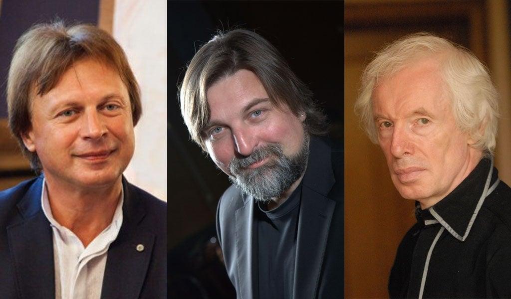 Алексей Кошванец, Валерий Гроховский, Владимир Тонха