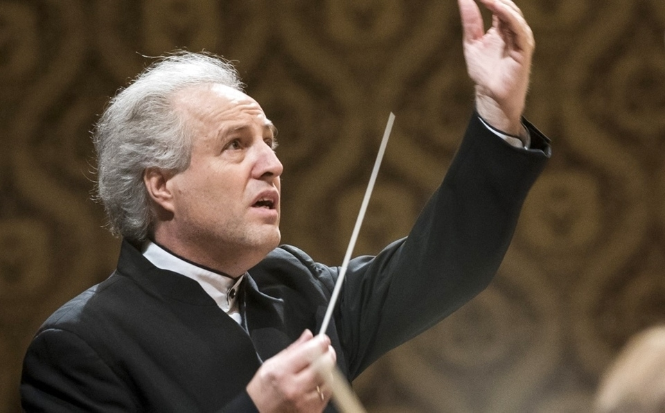 Манфред Хонек. Фото - пресс-служба чешской филармонии