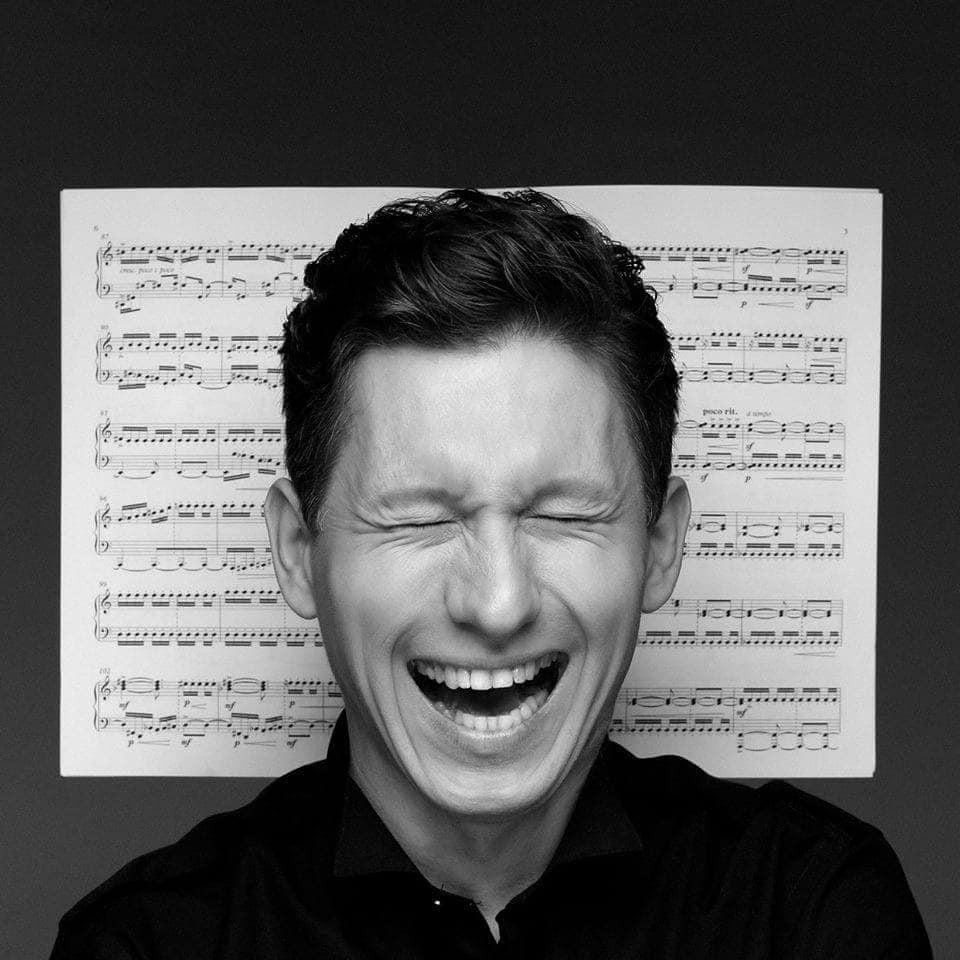 Никита Сухих. Фото с официального сайта композитора