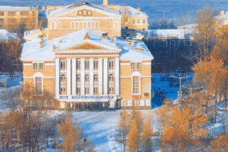 Пермский театр оперы и балета. Фото - enc.permculture.ru