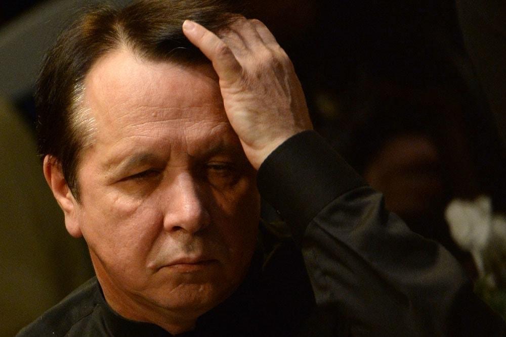 Михаил Плетнев. Фото - РИА Новости