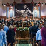 На открытии Фестиваля Мстислава Ростроповича вспоминали жертв трагедии в Кемерове