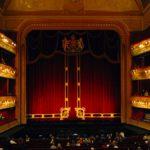 """Зал Королевского оперного театра """"Ковент-гарден"""", Лондон"""