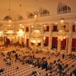 Большой зал Санкт-Петербургской филармонии