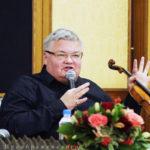 Сергей Стадлер: «В Эрмитаже музыка воспринимается иначе»