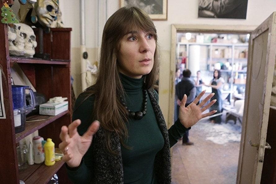 Екатерина Василёва. Фото - Наиль Фаттахов