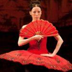 Балерина Виктория Терёшкина удостоена звания народной артистки России