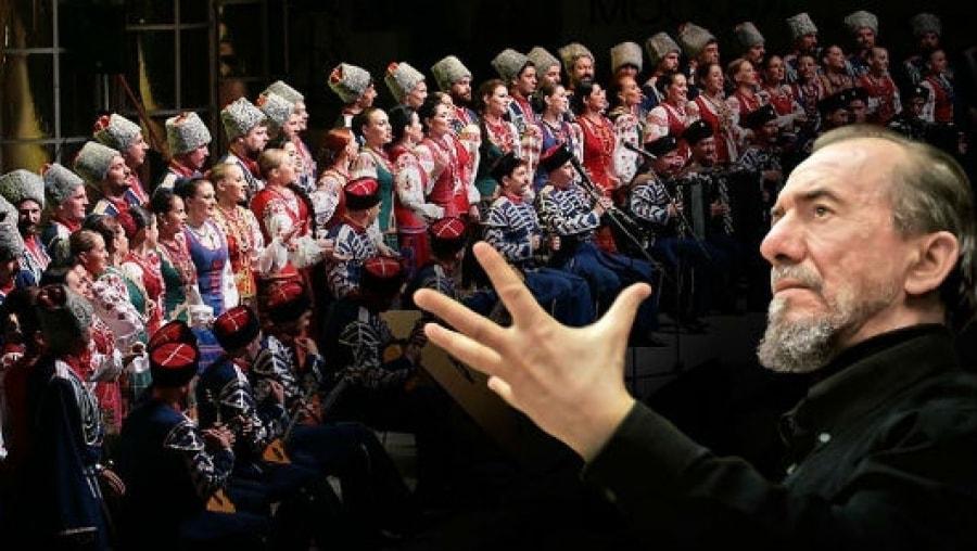 Народному артисту РСФСР Виктору Захарченко исполнилось 80 лет