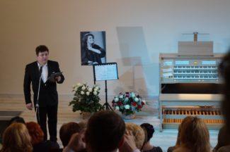 Состоялось открытие Зала органной и камерной музыки имени Елены Образцовой