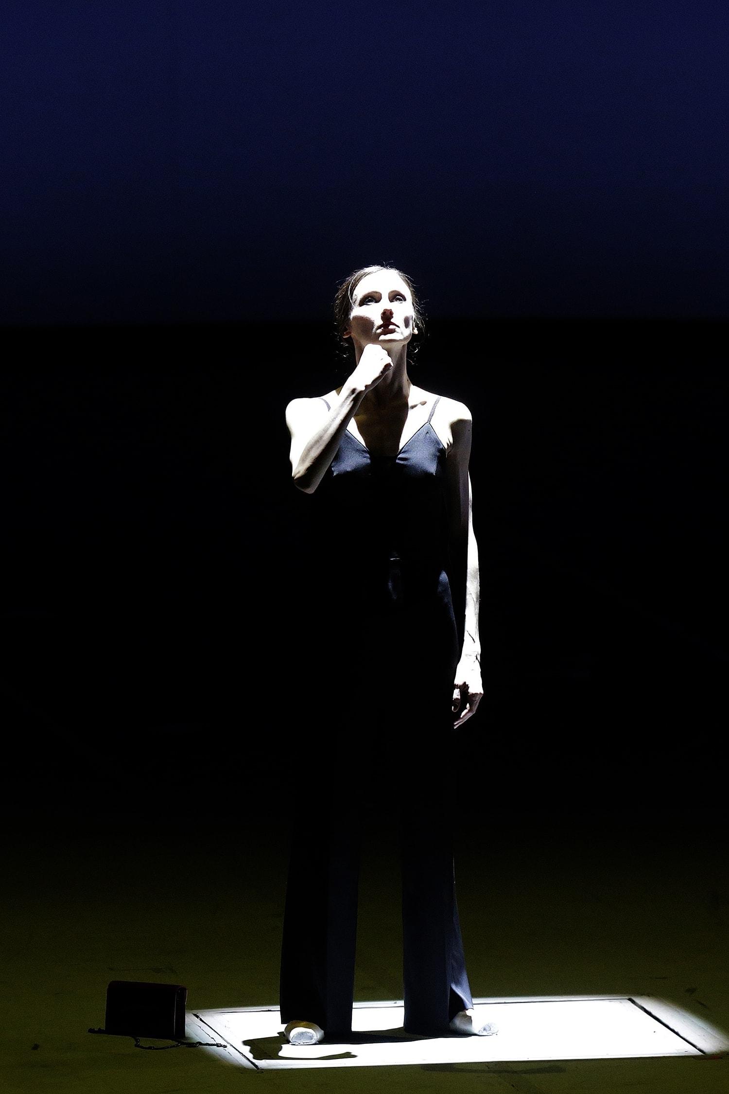 Анна Каренина – Светлана Захарова. Фото - Дамир Юсупов / Большой театр