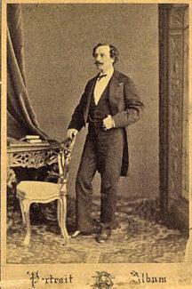 Мариус Петипа, 1855 год