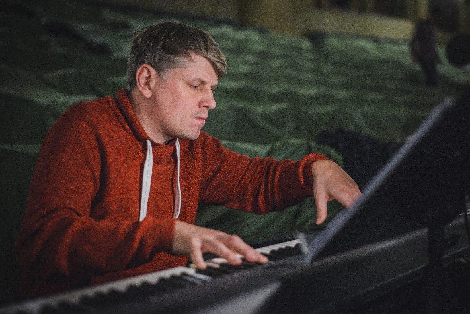 Сергей Невский. Фото - Анна Гилева