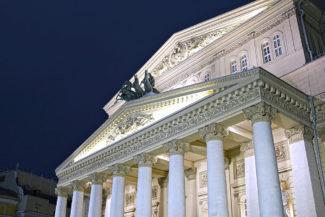 Большой театр. Фото - depositphotos.com