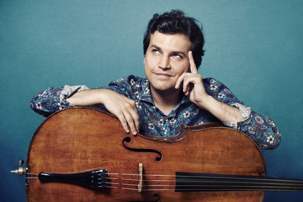 Александр Бузлов. Фото - сайт Новосибирской филармонии