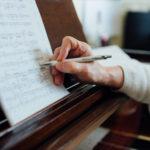 Курсы «Композиторские читки». Фото - Music Space & Time