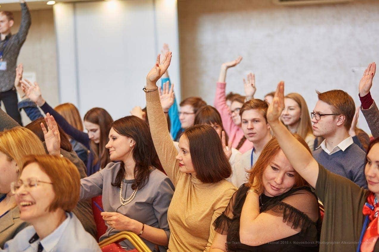 Пятый Транссибирский Арт-фестиваль провел Академию арт-журналистики