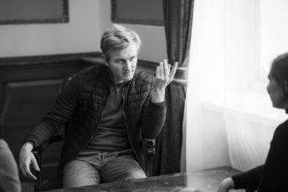 Венсан Дюместр. Фото - Андрей Чунтомов