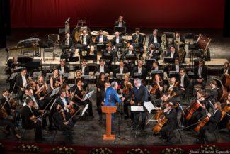 Оркестр Мариинского театра в Саратове. Фото - Алексей Борисов