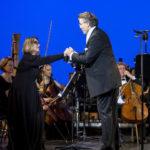На сцене театра Станиславского и Немировича-Данченко выступил американский баритон Томас Хэмпсон