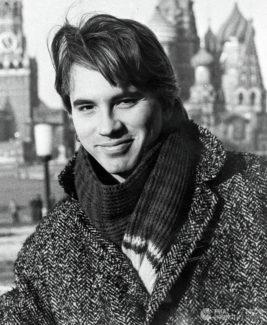 Дмитрий Хворостовский. Фото - Виктор Ахломов