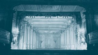 Барочный театр Крумловского замка, Чехия. Фото - DIOMEDIA / LOOK