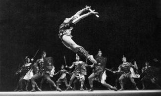 Марис Лиепа в роли Красса, 1971 год