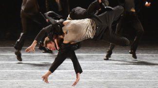 «Брянцев. Гёке. Наарин» в Музтеатре Станиславского. Фото - Анатолий Жданов / Коммерсантъ
