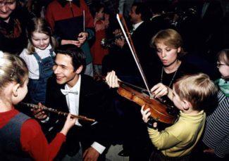 Ежегодная серия благотворительных концертов РНО существует уже 22 года