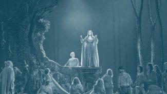 «Норма». Режиссер Дэвид Маквикар, Метрополитен-опера, 2017. Фото - Jack Vartoogian/Getty Images