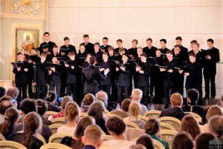 Пасхальный хоровой фестиваль ПСТГУ