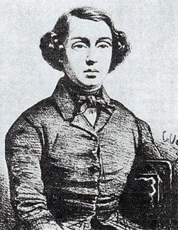 Портрет пятнадцатилетнего Мариуса Петипа, около 1833 года