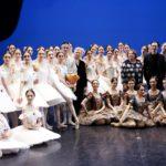 Студенты Московской академии хореографии и Парижской национальной школы выступили в столице