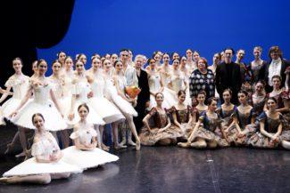 В Театре Станиславского и Немировича-Данченко состоялся вечер балета, посвященный 200-летию со дня рождения Мариуса Петипа