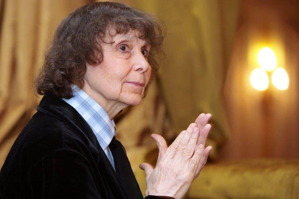 София Губайдулина. Фото - Сергей Савостьянов