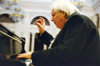 Георгий Соколов. Фото - Анна Флегонтова