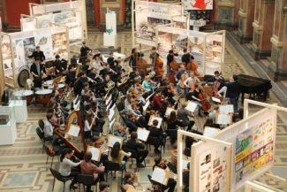 V Открытый фестиваль «Студенческая неделя классической музыки».