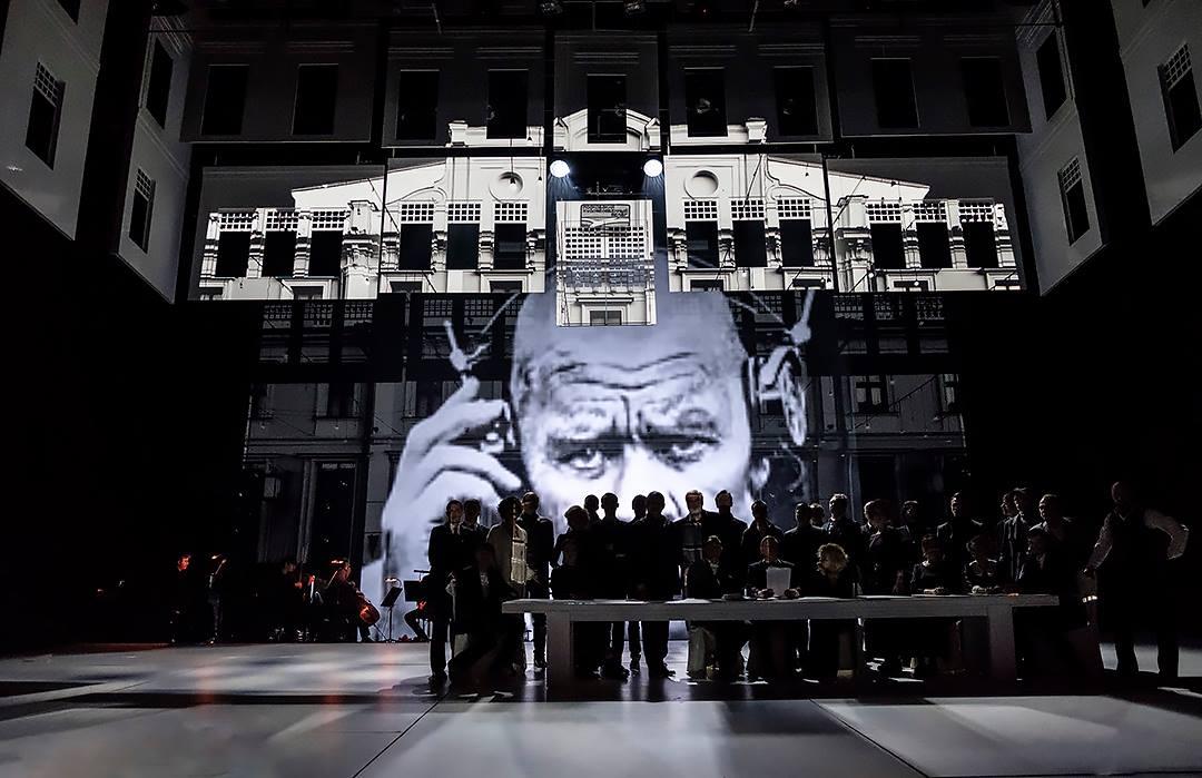 Сергей Невский: «Театр - это лаборатория обострения нашего слуха»