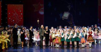 Лауреаты Национального конкурса детского и юношеского танца «Весна священная»