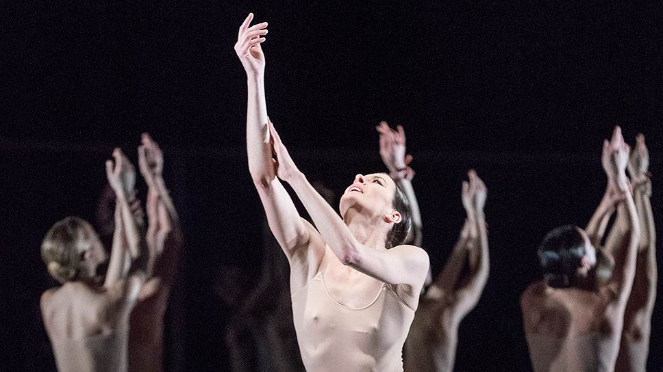 Мари-Аньес Жилло. Фото - Yonathan Kellerman / Opera national de Pari