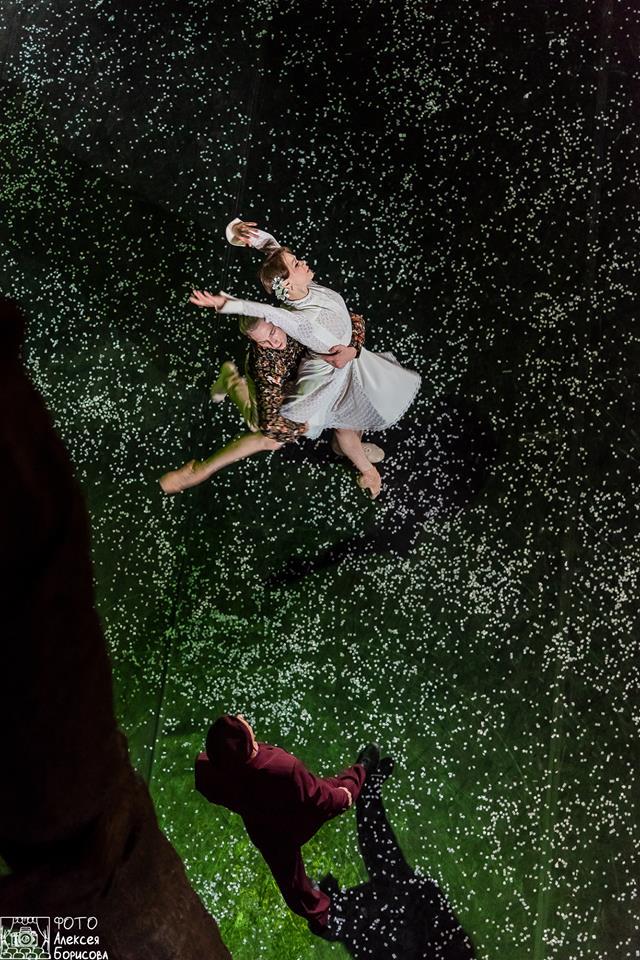 На Собиновском фестивале показали мировую премьеру