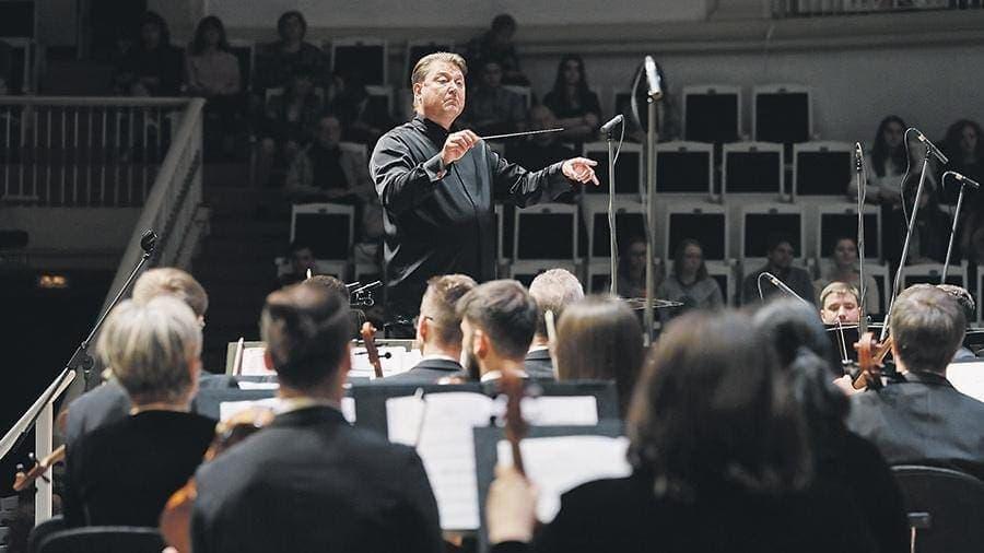 Александр Сладковский. Фото - Артём Коротаев