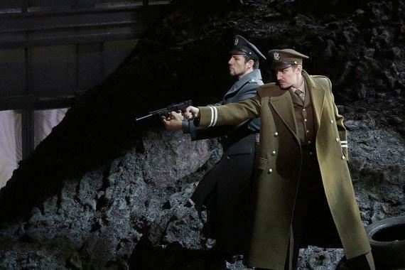 Опера «Бал-маскарад» в Большом театре. Фото - Дамир Юсупов / Большой театр